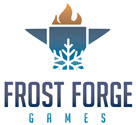Frost Forge Games logo